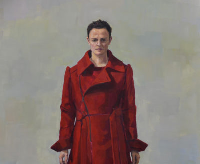 Jenny Rodgerson 'Bound by the big red coat'